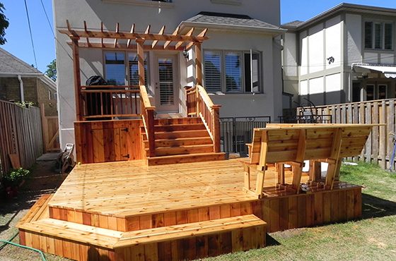 An Unbiased View of Exterior Decking